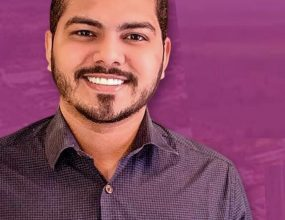 Cidadania lança o jovem Diego Freitas pré-candidato a prefeito de Santa Maria do Pará.