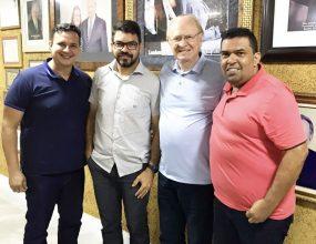 PTB lança pré-candidatura de Everaldo Aleixo a Prefeitura de Marituba.