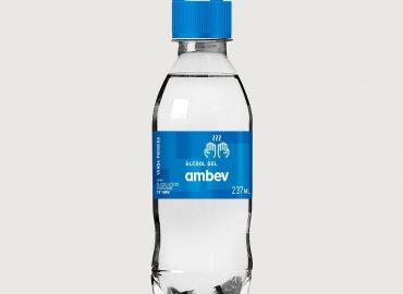 Ambev produzirá Álcool em gel e doará para hospitais públicos das cidades mais atingidas pelo COVID-19.