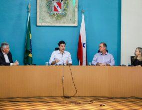 Governo do Pará vai distribuir vale-alimentação para estudantes.