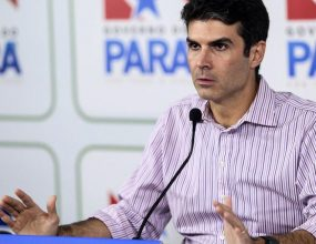 Helder vai doar seu salário de Governador para o fundo de combate ao novo coronavírus no Pará.
