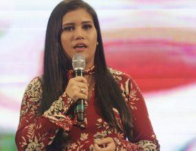 Juliena Nobre é pré-candidata a vereadora em Barcarena.