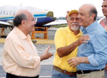 Polícia Federal investiga esquema de caixa 2 em campanhas de tucanos em 2014.