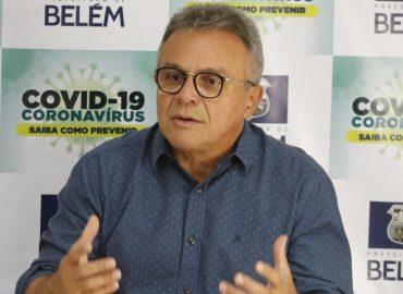 Ministério Público investiga processo de compra de 4,6 milhões de luvas por Zenaldo.