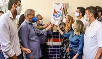 Governo entrega Instituto Bom Pastor reestruturado e ampliado em Ananindeua.