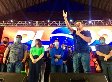 Convenção confirma Renato Ogawa e Cristina Vilaça na disputa pela prefeitura de Barcarena.