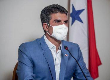 Helder garante vacina contra a covid-19 para a população do Pará.