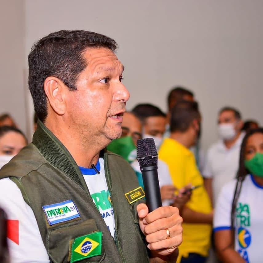 Sávio Barbosa - Partido de Zenaldo confirma apoio à candidatura de Eguchi.