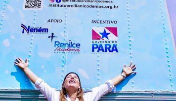 Instituto Ercília Nicodemos inicia ações pelo Pará.