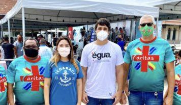 Projeto Saúde na Comunidade tem apoio da deputada Renilce Nicodemos e realiza 3 dias de ação em Icoaraci.