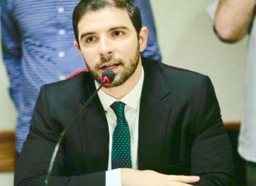 Igor Normando é o novo presidente da Comissão de Fiscalização Financeira e Orçamentária da ALEPA.
