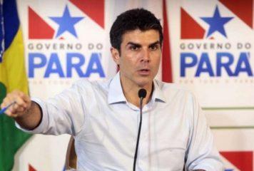 Helder fala sobre o Pará ter sido o Estado que mais reduziu a violência no Brasil; assista!