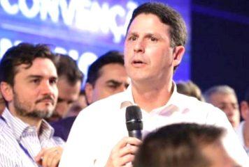 """PSDB fala em retomar processo de expulsão do deputado Celso Sabino, autor da """"PEC da Impunidade"""" parlamentar."""