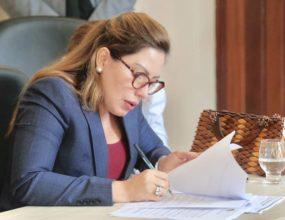 Implantação de escola em comunidade de Itupiranga é solicitada pela deputada Renilce Nicodemos.