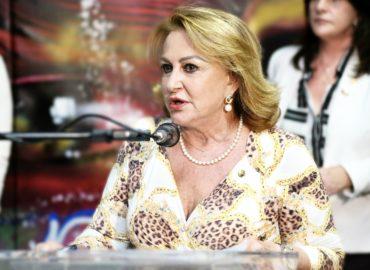 Deputada Elcione Barbalho defende programa de ajuda ao setor de eventos.