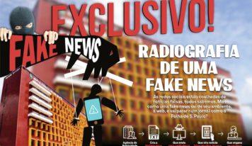 Radiografia de Uma Fake News.