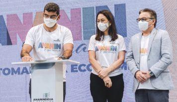 Ananindeua lança pacote de medidas econômicas para auxiliar a população mais afetada pela pandemia.