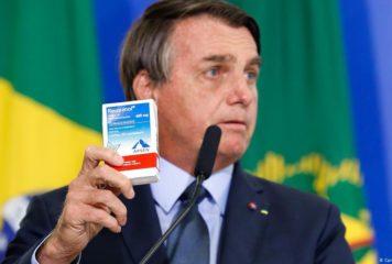Aprovação a Bolsonaro recua seis pontos e chega a 24%, a pior marca do mandato; rejeição é de 45%.