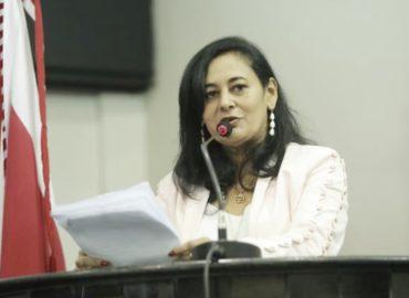 Dilvanda Faro é autora de projeto de lei que valoriza a trabalhadora rural.