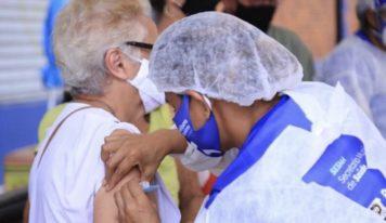 Veja quem vacina em Belém, Ananindeua e Marituba amanhã (7).