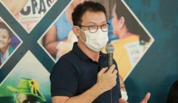 O discurso e a prática de Renato Ogawa.