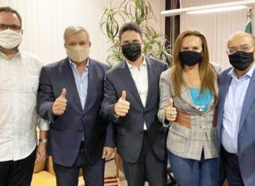 Batido o martelo: Pioneiro é o candidato do PSDB ao Senado.