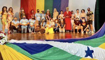 Governo do Estado celebra os direitos humanos no Dia Internacional do Orgulho LGBTI+.