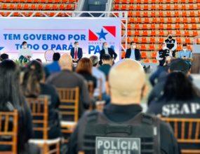 Mais de 700 policiais penais recebem certificação de cursos promovidos pela Seap.