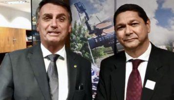 BOMBA: Polícia Federal faz busca e apreensão na casa de pré-candidato Bolsonarista, Everaldo Eguchi.