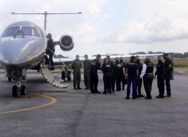 Seap transfere para presídios federais 4 presos envolvidos em crimes contra policiais penais.