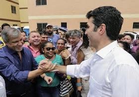 Adesão do PSDB ao governo Helder, beneficia a pré-candidatura de Pioneiro ao Senado.