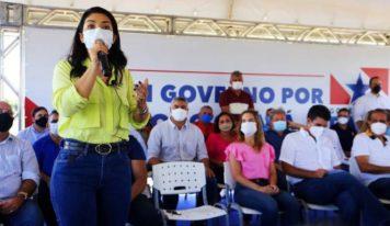 Deputada Paula Gomes ressalta importância do novo aeroporto de Salinópolis para incremento turístico.