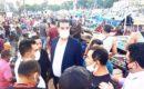 Vereadores visitam o Mercado do Ver-o-Peso depois de queda brusca nas vendas.