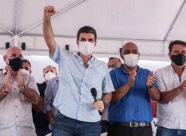 Parceria entre Prefeitura e Governo garante obras e benefícios para Jacundá.